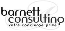 Barnett Consulting : Conciergerie privée d'entreprises à Paris (Accueil)